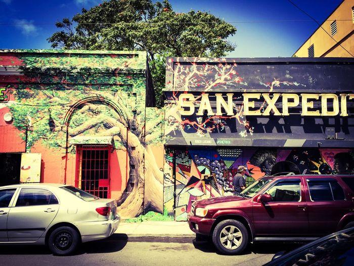 Saturce Es Ley Puerto Rico Urban Art