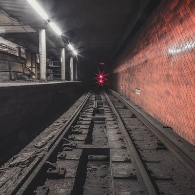 abandoned stations yeeee I Heart New York