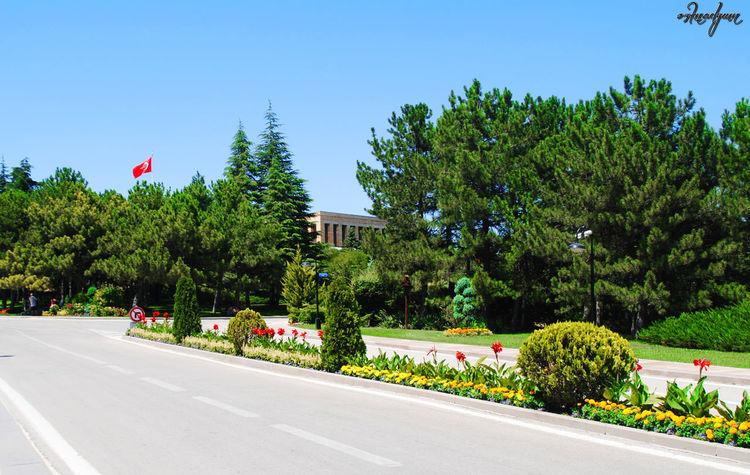 Ankara Anıtkabir Atatürk Turkey
