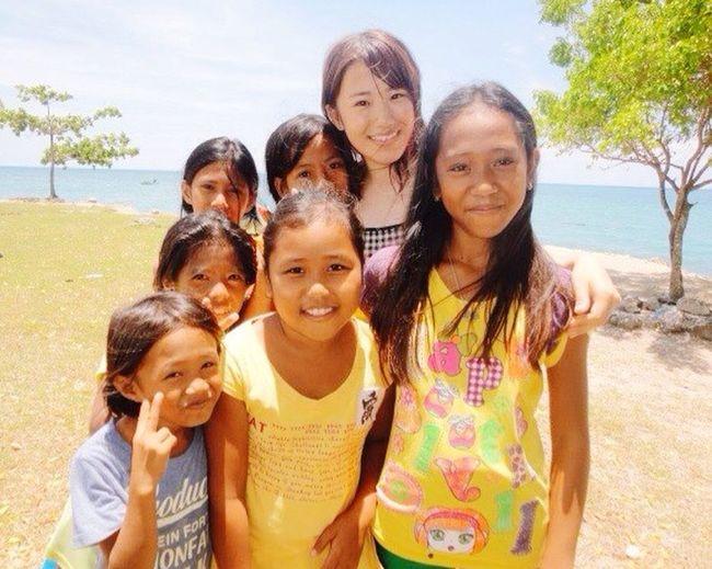 Myfriends Philippines Cebu Children Volunteer