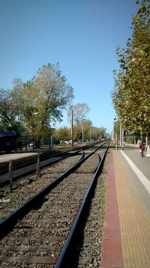 Desvio Rails Train Station