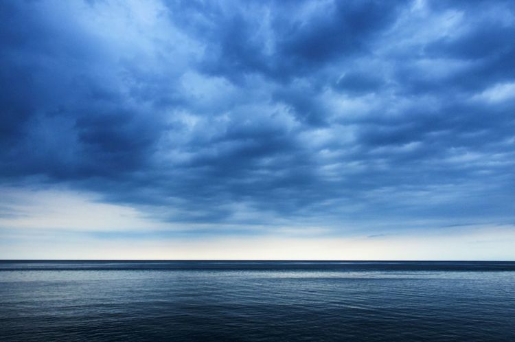"""""""The blue of ocean"""" Beachphotography Landscape_photography Nature Hello World Landscape_Collection Nature Photography INDONESIA Bali Beach Sea"""