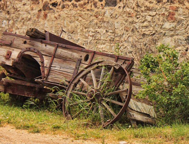 Virginia City Montana Old Wagon Oldbuilding