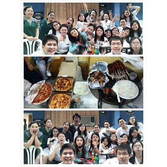 I'm gonna miss you guys! :* Group5forevah Group5 Jrbabies Friendship
