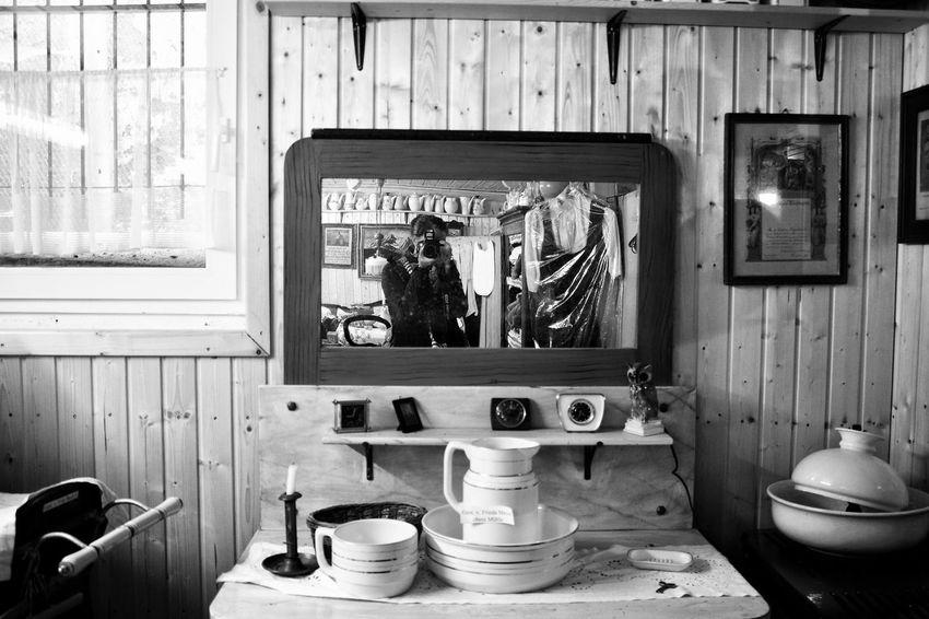 Taking Photos Visiting Museum Old Stuff Retrostyle Mirrorselfie Through The Mirror Mirror Reflection Dirty Mirror Black And White Collection  EyeEm Black&white!