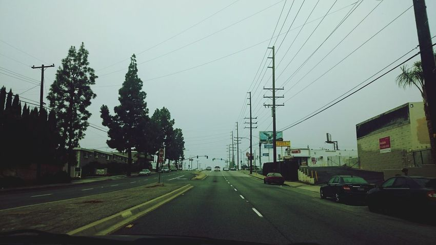Street, nature, california, No People Day Tree Outdoors Transportation Car Road Sky City The Street Photographer - 2017 EyeEm Awards