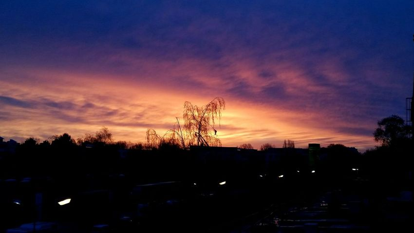 First Eyeem Photo Sonnenaufgang Morning Berlin Awesome Loveit Mondelez Work Enjoying Life Sun