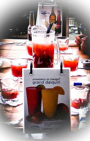 Liquid Lunch Taking Photos Enjoying Life Beautiful Day Photos By Jeanette Showcase: February Strawberry Daiquiri  Lunch Meeting Great Day  Day Out From Where I Stand Meeting Time