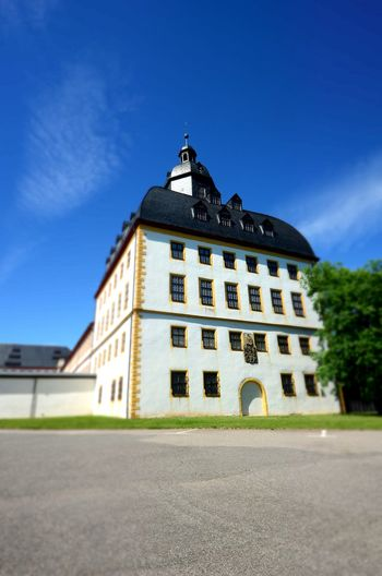 Architecture Building Exterior Travel Destinations No People History Sky Built Structure Clear Sky Outdoors Day Germany Gotha