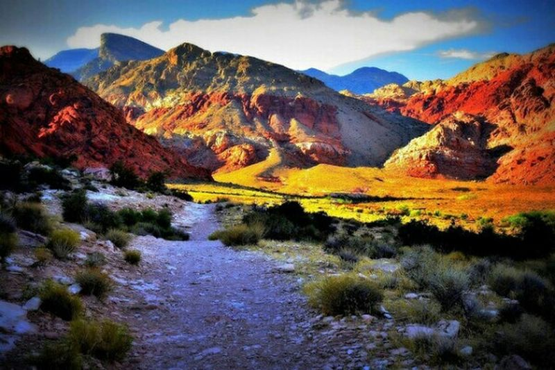 Redrockcanyon Nevada Nature Nikon