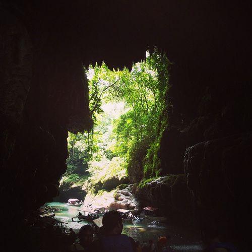 Cukang Taneuh Gate Cukangtaneuh Grandcanyon Pangandaran Wisataalam