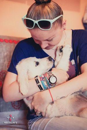 I love this dog... Eye4photography  Hello World Doglovers Goldenretriever Goldenpuppy Love Photooftheday