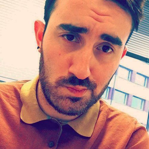 - l'incertitude - Gayboy Followme Brown Beard Gaybeard
