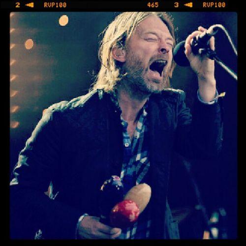 Na salsa do Radiohead. OuvindoAgora