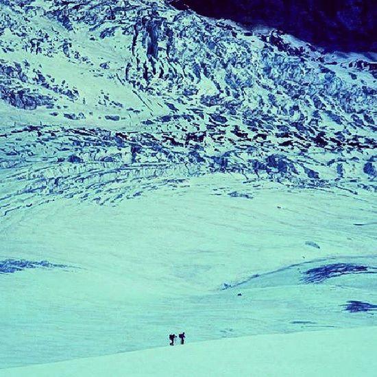 Ice Glaciar Grietas Alpes alps paisajenevado monterosa zermmat ascension