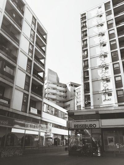 The Spirit Of Kreuzberg Black & White