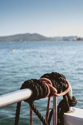 Water Sea Metal