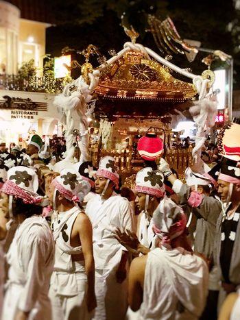 大國魂神社 くらやみ祭り Tokyo,Japan Japan Japanese Culture Festival Shrine TheOldShrine
