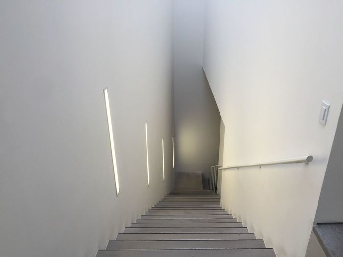 white is the most abudant color Great Opening Art Fantastic Exhibition