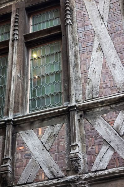 Architecture Building Building Exterior Built Structure City Day Glass - Material History Low Angle View No People Old Outdoors Street The Past Travel Destinations Wall Wall - Building Feature Window