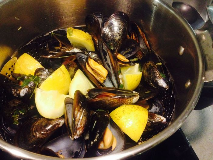Moules Muscoli Mussels