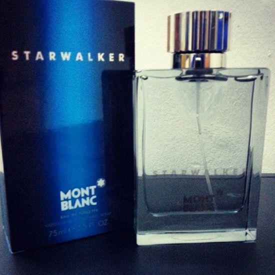 Montblanc Starwalker . Not Lukeskywalker of Starwars . perfume cologne