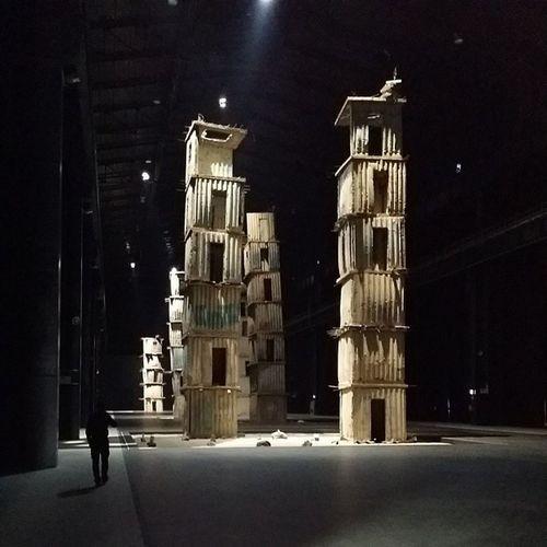 Hangarbicocca Kiefer Art Towers