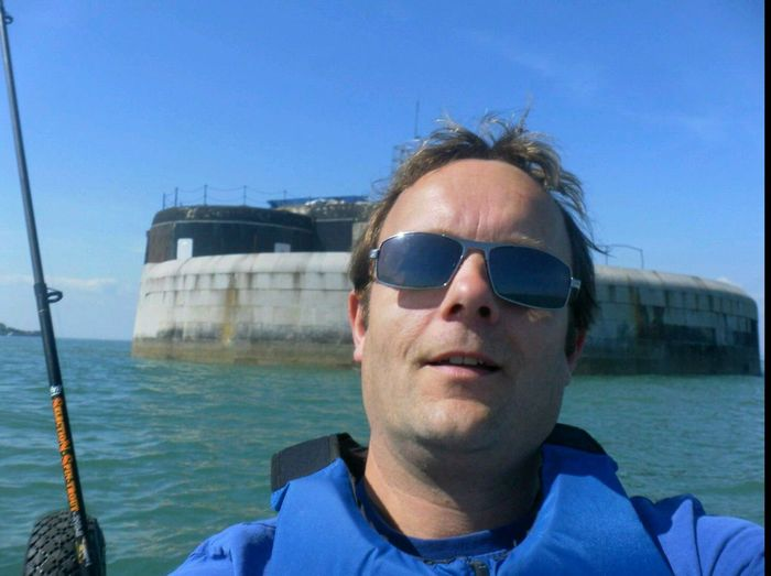 Selfie Saturday No Edit/no Filter Kayak Fishing