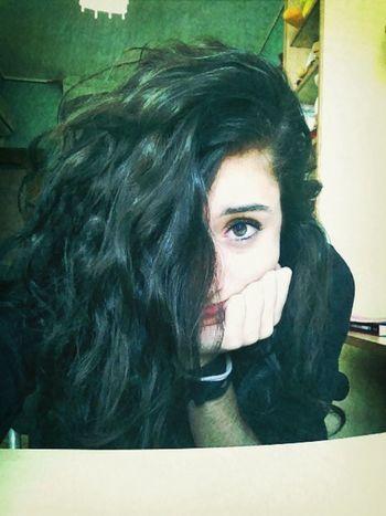 Senza capelli Sad