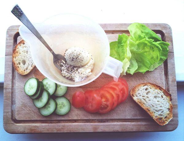 Eggs Vegetarian Healthy Food Clean Eating