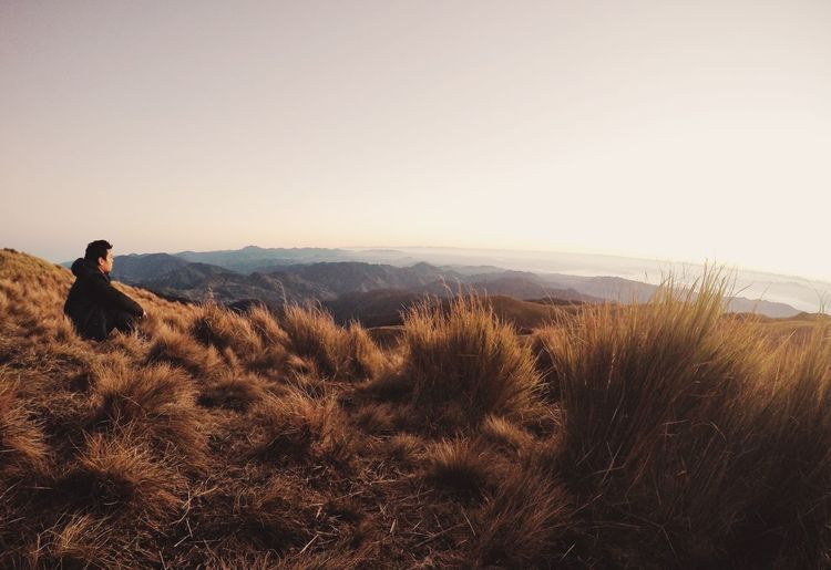 Showcase: January Summit View Mountains Summit Mt. Pulag