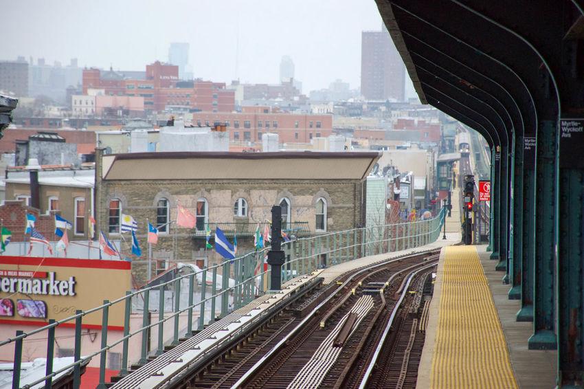 Building Building Exterior Built Structure City City Life Exterior Railing Residential Structure Train