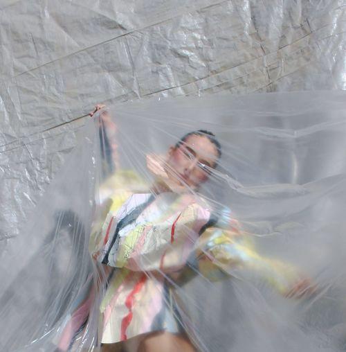 Cover Art Fashion Design Style Melancholy City Women Young Women Multiple Exposure Rainy Season The Bigger Picture Wet Dew