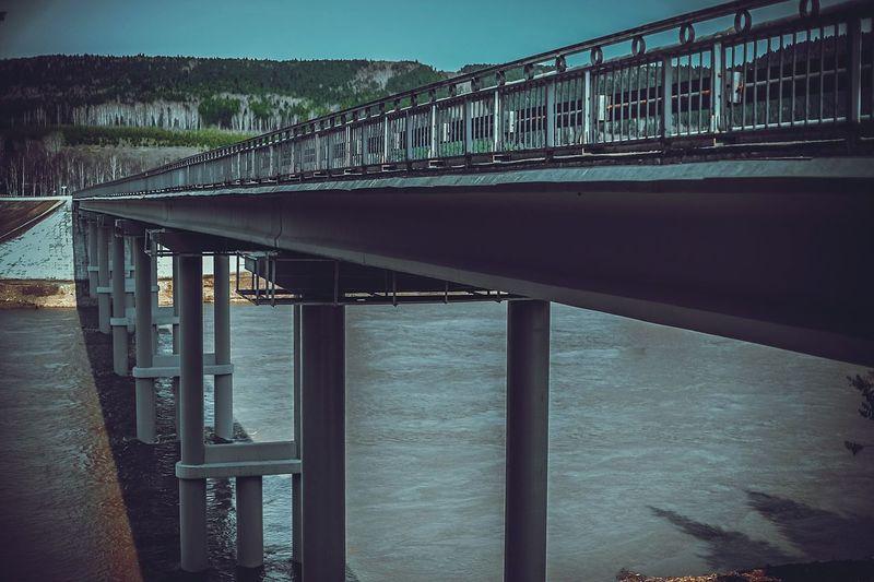 пейзаж мосты природароссии Природа Hello World Ural Wonderful Forest Holiday My City