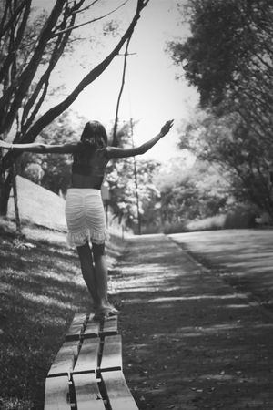 Littlegirl Nature