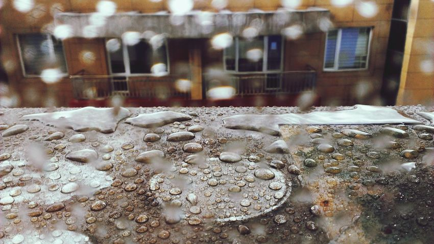 Right Now Raining Rainy Day Oooohhh That Smell Taken By Me HTC_photography