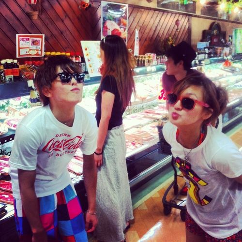 BBQ Shopping My Friend