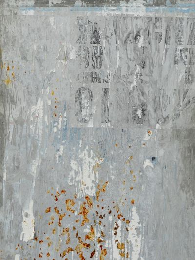 Gray Textures And Surfaces Background ArchiTexture Rusty Stains Metal Sheet Scratched Poster Stained Weathered Grungy Textures