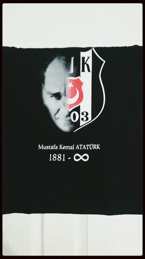 ölümsüz Aşk MustafaKemalAtatürk Hayatta Tek# gerçek #besiktas
