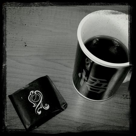 Aftereight Coffee Black&white