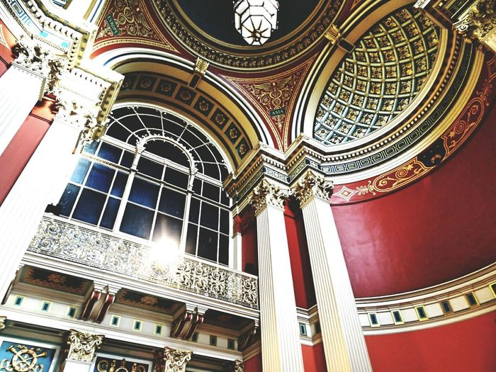 Building Architecture Look Up In Leeds Town Hall Wedding Day EyeEm Gallery