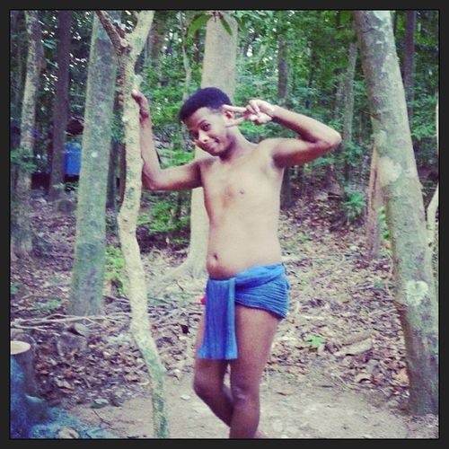 Aeta Native Philippines People Snapshot Fun