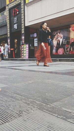 Taking Photos EyeEm Gallery Eyemphotography 手机摄影 Chengdu China Chunxi Road