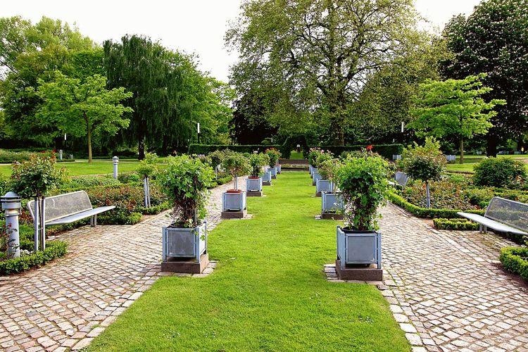 Hamburg Planten