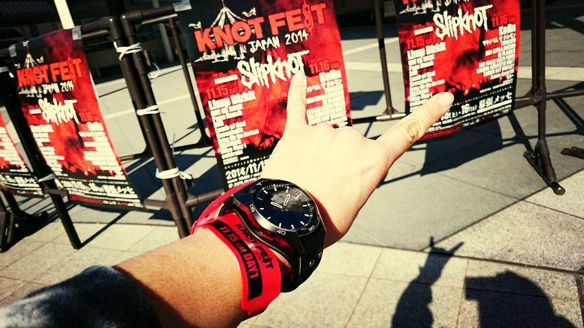 Sim ONEOKROCK KnotfestJapan Knotfest 2014 Slipknot