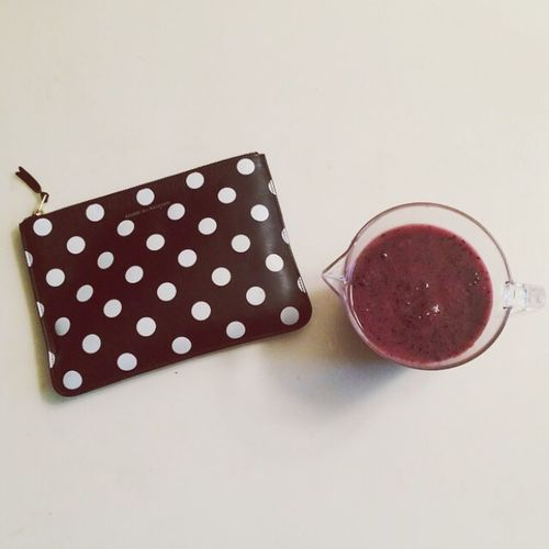 Commedesgarcons , Clutchbag , Homemade , Juice