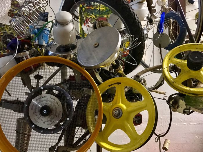 Metal No People Factory Industry Close-up Outdoors Day Klimpi-klimperator Hobbies KLIMPI KLIMPERATOR Hobby Hobbyphotography