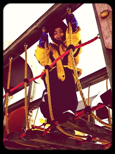 Climb The Playground