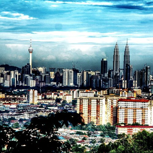 Good morning , have a Nice dayy Malaysia Suria KLCC KL TOWER View HDR Hdr Edit EyeEm Malaysia