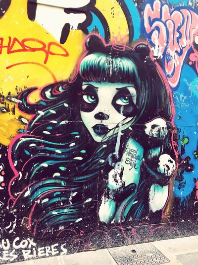 Street Art Street Art Paris Kissfromparis